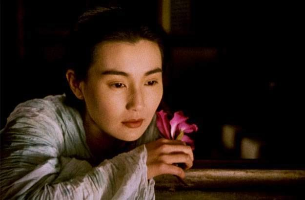 Maggie Cheung in 'Ashes Of Time'. Photo: Filepic