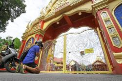 Another quiet affair this year as Malaysian Buddhists celebrate Wesak Day at home