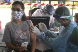 Thailand's locally produced AstraZeneca vaccine passes inspection