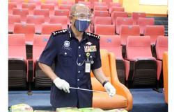 RM7.62mil worth of drugs seized following several raids in Ampang Jaya and Petaling Jaya