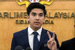 Syed Saddiq gives statement to cops on claims that former Prasarana chairman violated SOP