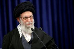 Iran's Khamenei backs barring moderate, conservative candidates from June vote