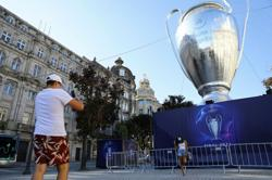 Ravaged by COVID-19, Porto hopes for Champions League final tourism boost