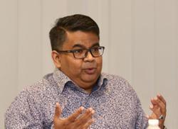 MDEC's Rais Hussin now UTM adjunct professor