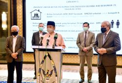 Sarawak CM unveils RM1.4bil assistance package to ease the burden of the people