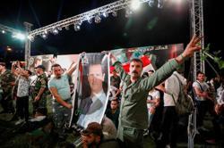 Lebanon's Hezbollah congratulates Syria's Assad on election victory - statement