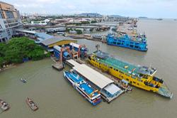 Facelift for Penang ferry terminals