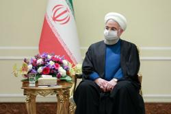 Iran's Rouhani dismisses central bank chief running in presidential election