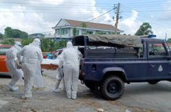 Man found dead at Buntong wet market