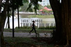 Jogging, non-contact sports allowed with physical distancing from 7am to 8pm, says Ismail Sabri