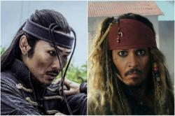 Fans think actor Alex To's Ouyang Feng looks like Johnny Depp's Jack Sparrow