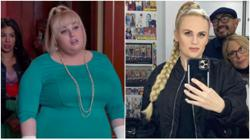 Actress Rebel Wilson talks about her dramatic weight loss