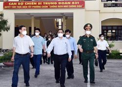 Vietnam PM urges tackling difficulties for Covid-19 hotspots Bac Giang, Bac Ninh; virus cases keep climbing