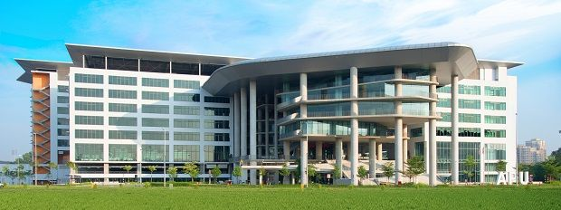 Asia Pacific University of Technology and Innovation (APU) purpose-built campus with ultra-modern design is strategically located in Technology Park Malaysia (TPM), Kuala Lumpur.