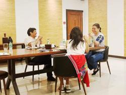 Sara Duterte's meeting with Marcos siblings fuels tandem talks in 2022 polls