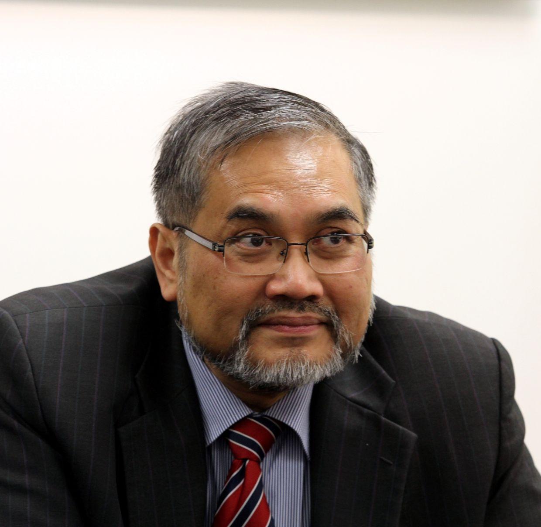 Prof Datuk Dr Awang Bulgiba Awang Mahmud