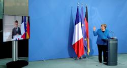 Merkel takes Macron's view that spying on allies is wrong