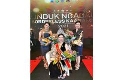 Native-Polish student crowned Unduk Ngadau