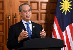 Muhyiddin expresses condolences to Lim Kok Wing's family