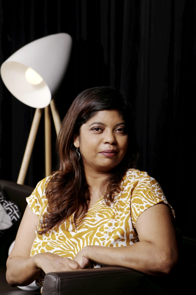 Volvo Cars Malaysia's director of People Experience, Rema Chetty. — YAP CHEE HONG/The Star