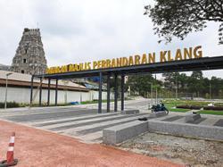 Klang folk want Padang Chetty name reinstated