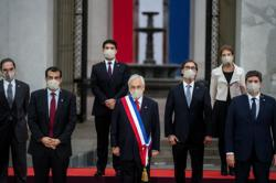 'Leave the trenches behind', Chile ́s Pinera appeals to new constitution architects