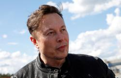 Elon Musk's 'Baby Shark' tweet sends shares soaring