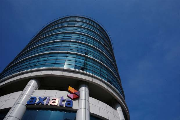Axiata is controlled by the government.