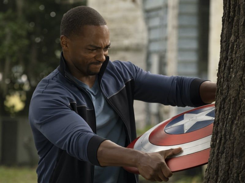Skogland wanted to tell the story of Captain America's shield, which Steve Rogers gives to Sam Wilson at the end of 'Endgame'.
