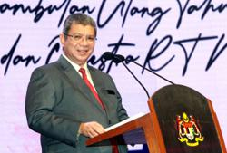 Saifuddin: More cybercrime reported during pandemic