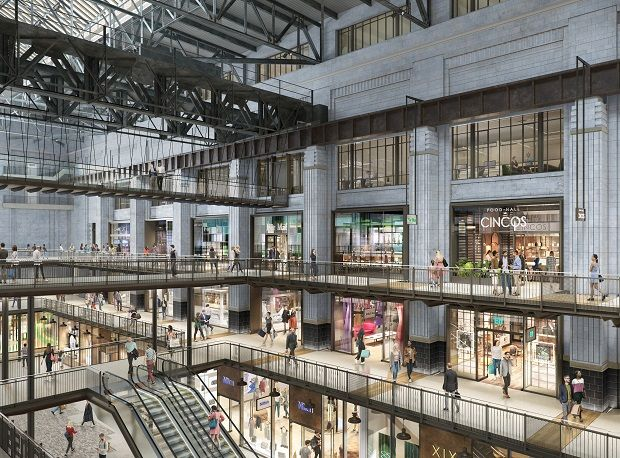 Approximately 25,000 people are expected to be living and working at Battersea Power Station after completion, making it one of London's largest office, retail, cultural and leisure hubs.