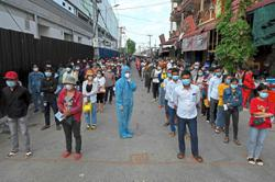 Restrictions reimposed in Phnom Penh