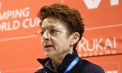 Alpine skiing-Lewis stands out as lone woman in FIS presidential vote