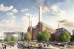 Battersea Power Station wins prestigious award