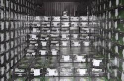 Over 45,000 litres of beer seized
