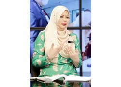Rina Harun: Fewer than half of eligible OKU have registered for Covid-19 vaccination