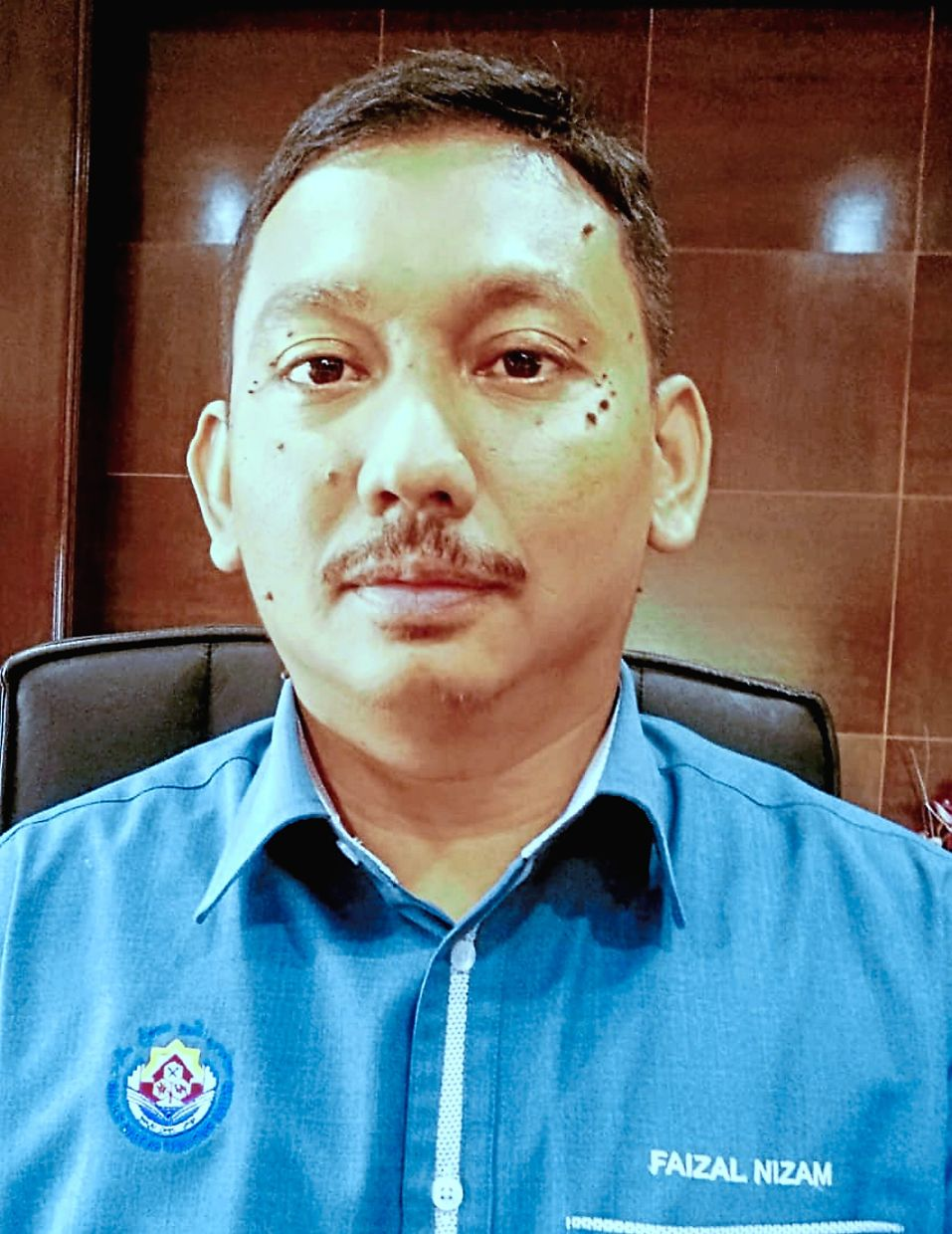 Faizal Nizam wants cooperation from ratepayers to stop open burning and illegal dumping.