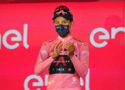 Cycling-Giro d'Italia champion Bernal tests positive for COVID-19