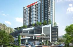 Sunway Property's Onsen suites 90% sold