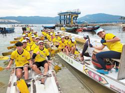 Merdeka Paddlers hope to stamp their mark on dragon boat race