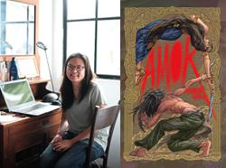 Malaysian author begins her fantasy trilogy with an epic slice of 'Amok'