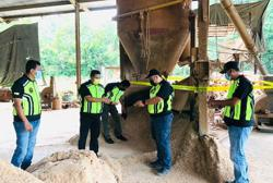 Forestry Department shuts down joss stick factory in Sungai Siput