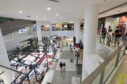 Singapore retail sales jump 54% in April from last year's circuit-breaker low