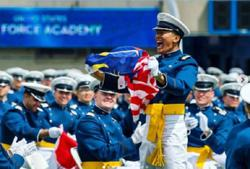 Ex-National Defence University of Malaysia cadet becomes fourth Malaysian to graduate from US Air Force Academy