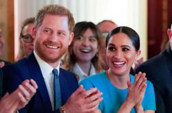 Royal diss: Prince Harry, Meghan 'demoted' on official website