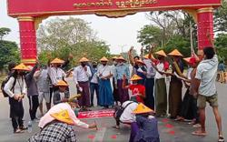Myanmar poets have mobilised online in their battle against the junta