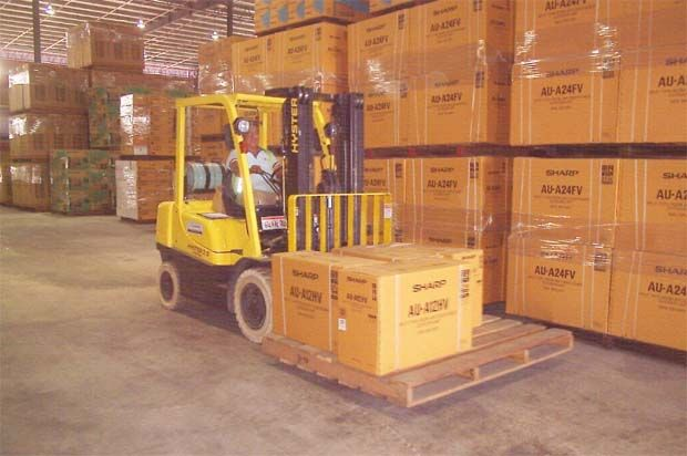 Freight Management Holdings warehouse.