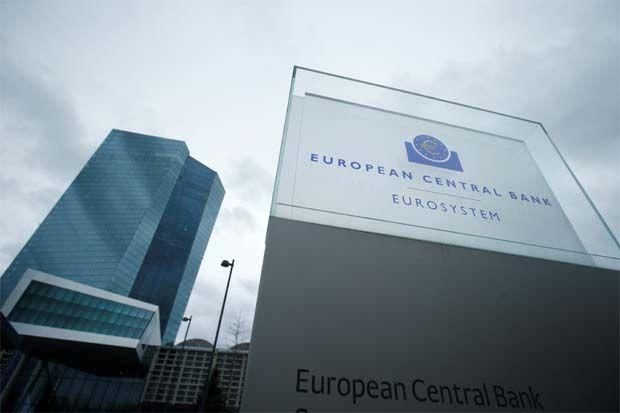 The ECB HQ