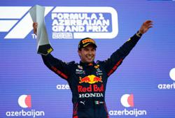 Motor racing-Perez proves he is up to speed at Red Bull