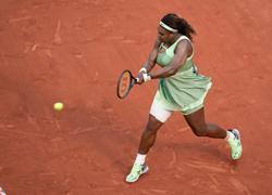 Tennis-French Open day eight